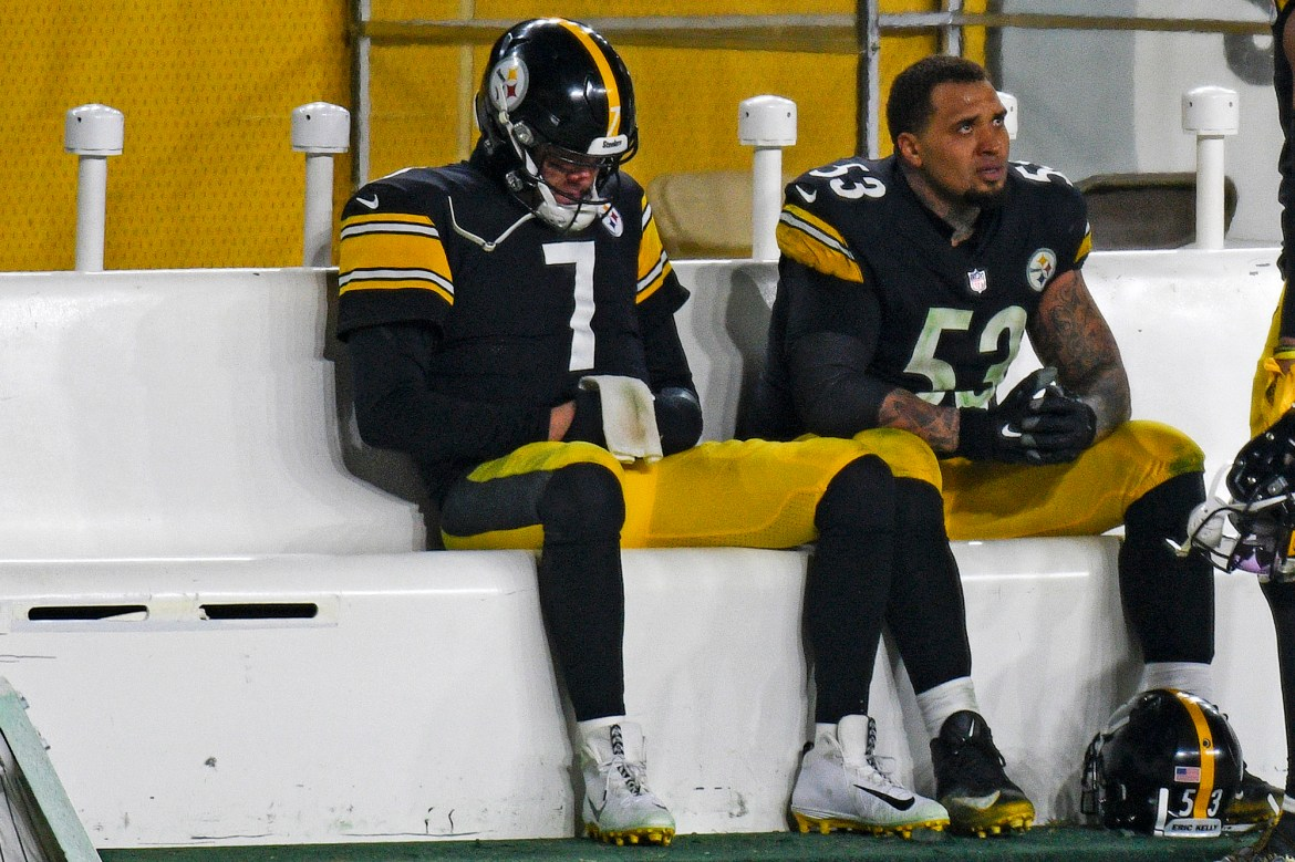Ben Roethlisberger's emotional apology to Maurkice Pouncey after Steelers crusher 1
