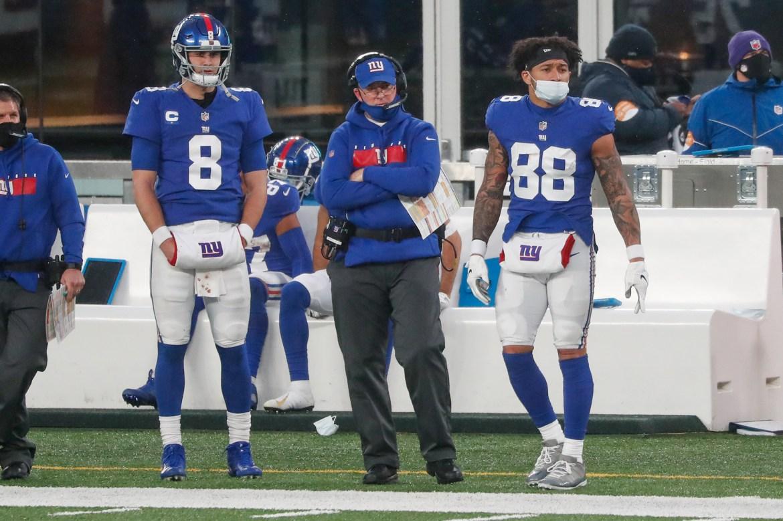 Giants' 2021 NFL Draft pick finalized after playoff heartbreak 1