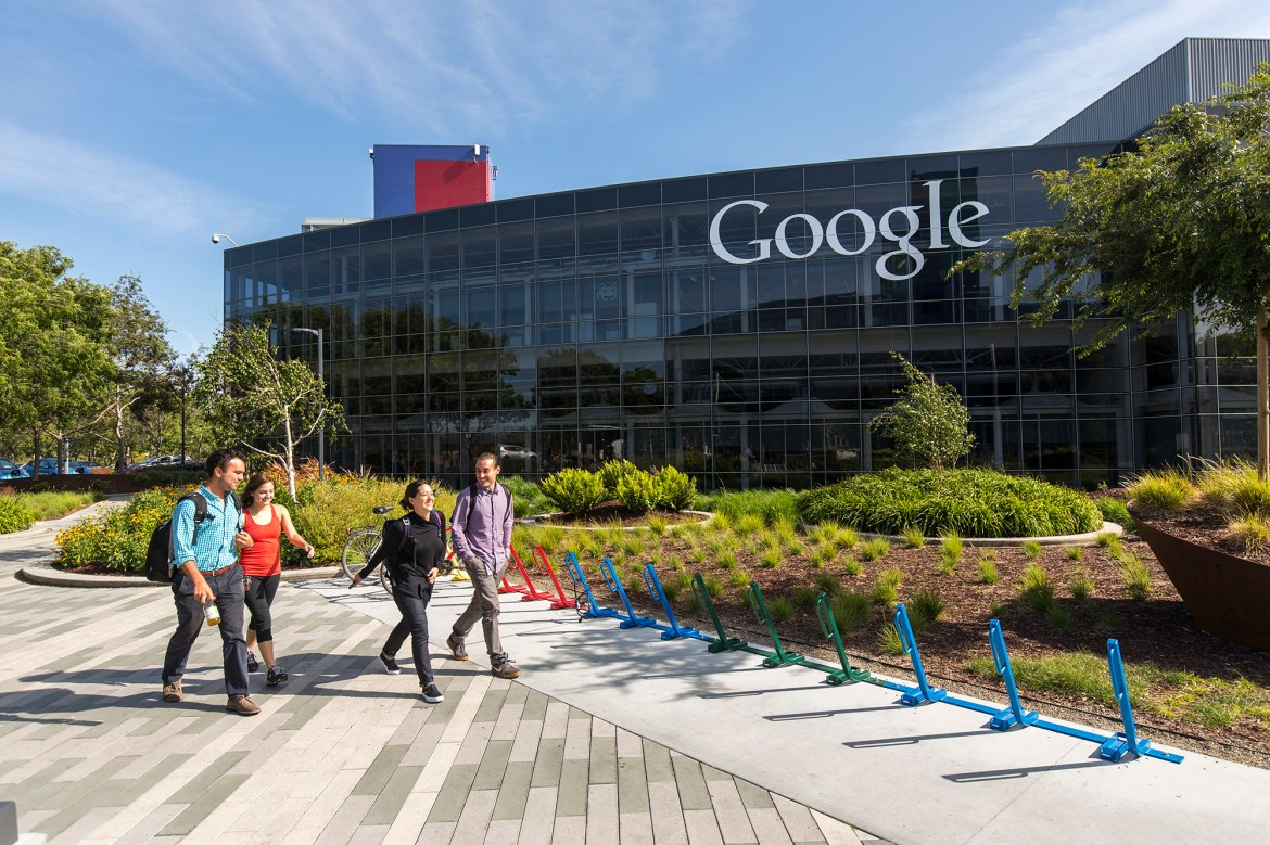 More than 200 Google workers form a union 1