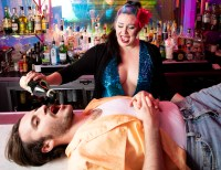 Struggling NYC bartenders sell 'sexy' .21 pinup calendar