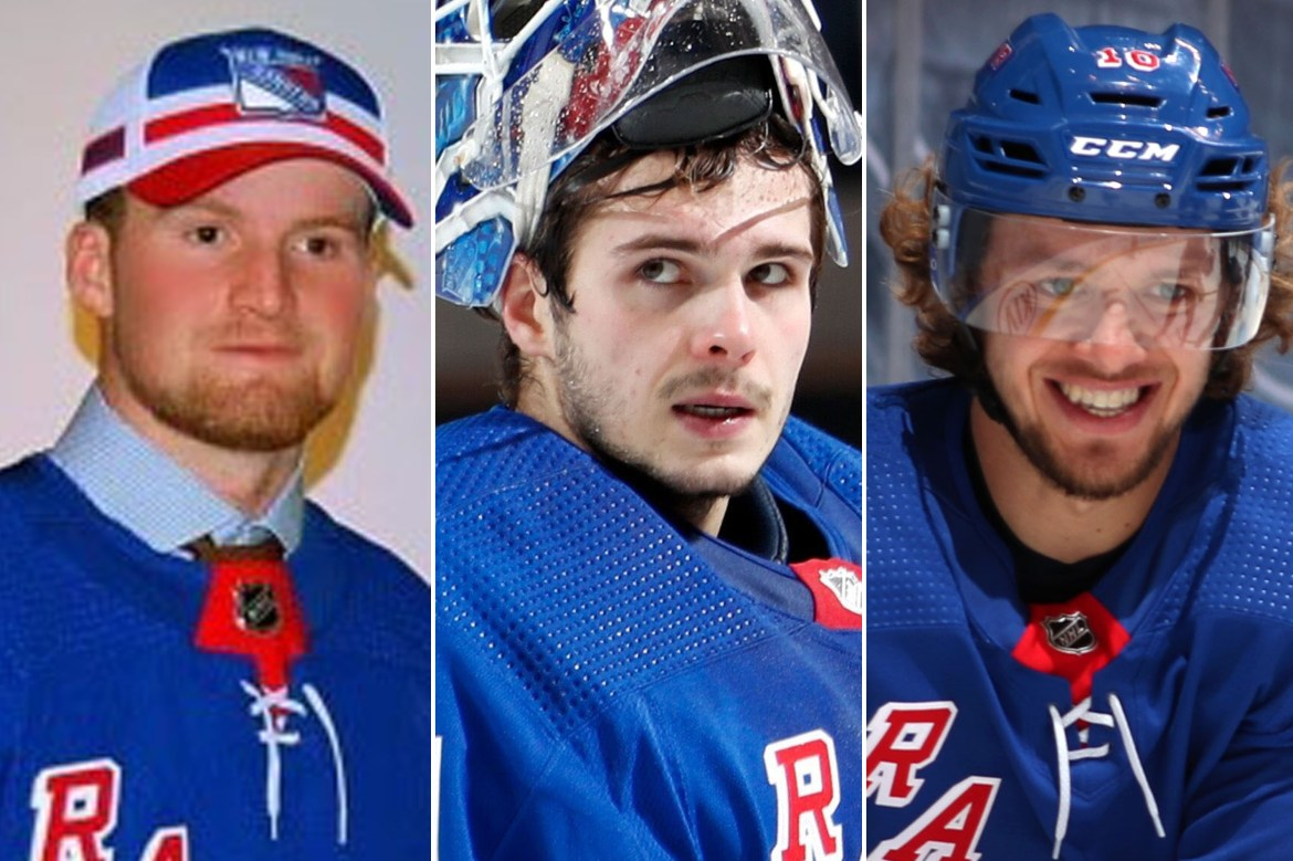 Rangers preview: Playoffs reasonable at this stage of rebuild 1