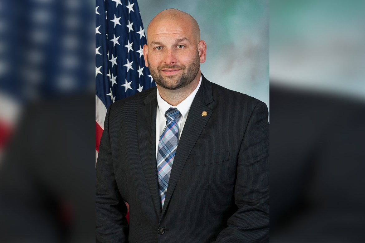 Republican Rep. Mike Reese of Pennsylvania dead from apparent aneurysm at 42 1