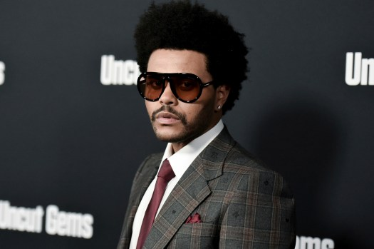 The Weeknd says 'forget awards shows' after Grammys snub