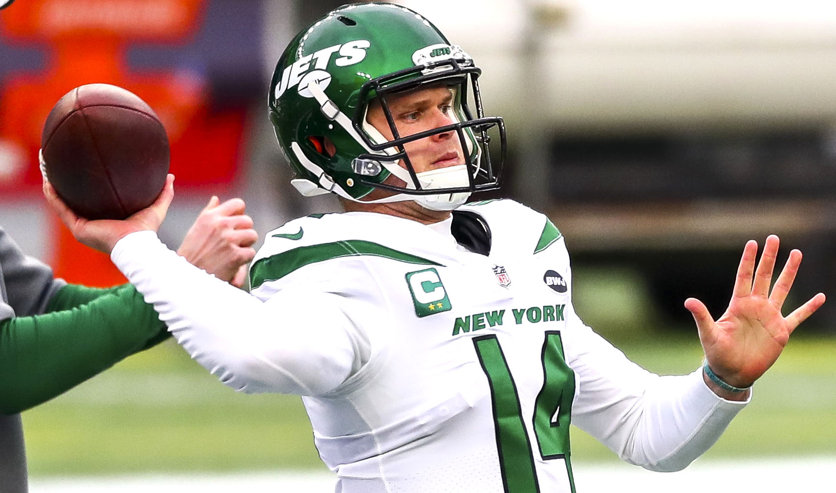 Sam Darnold found positives out of miserable Jets season