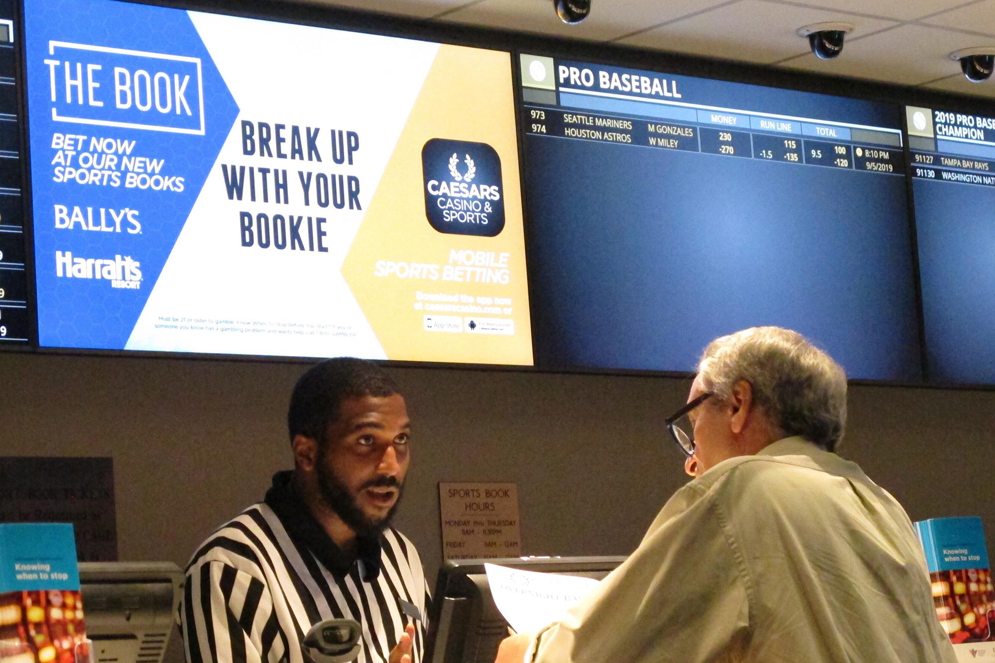 Nj sports betting updates for internet joelmir betting frase palmeirense