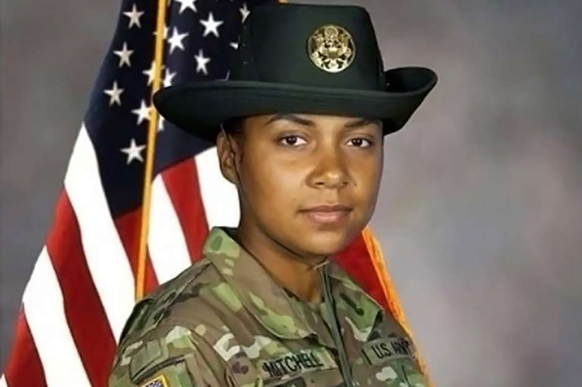 Army investigates fatal shooting of female drill sergeant in Texas 1