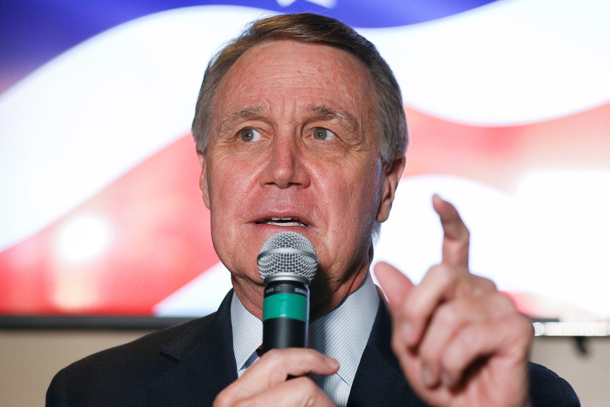 David Purdue backs GOP effort to object to Electoral College certification