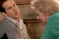 Ryan Reynolds sends 'demon' Betty White shocking video
