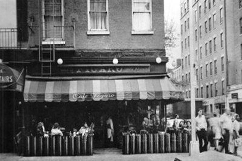Greenwich Village hot spot Le Figaro Café plots comeback 1
