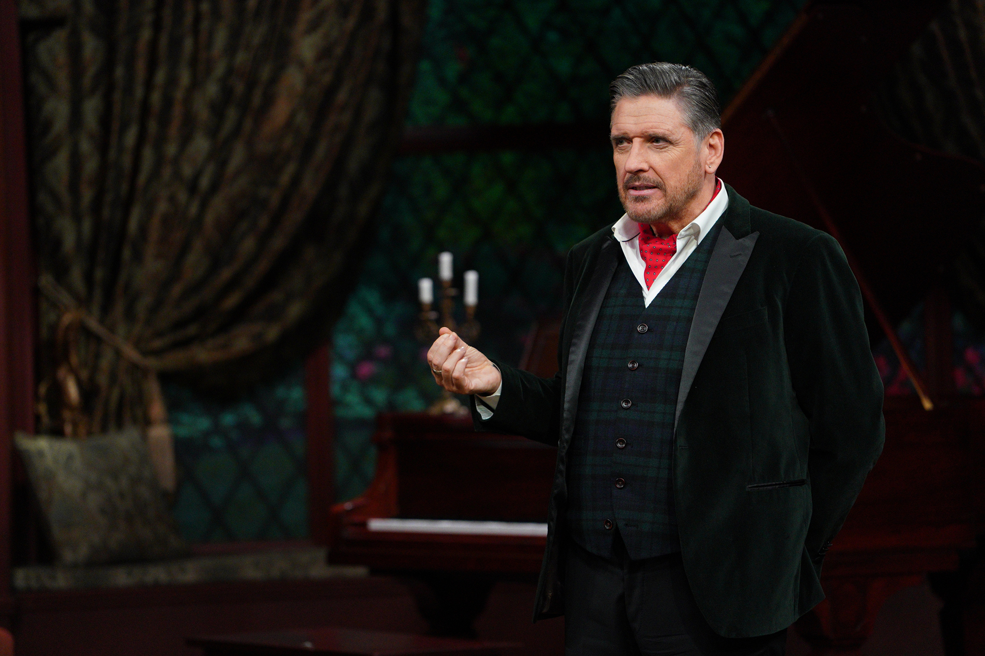 Craig Ferguson is game for new ABC series 'The Hustler'