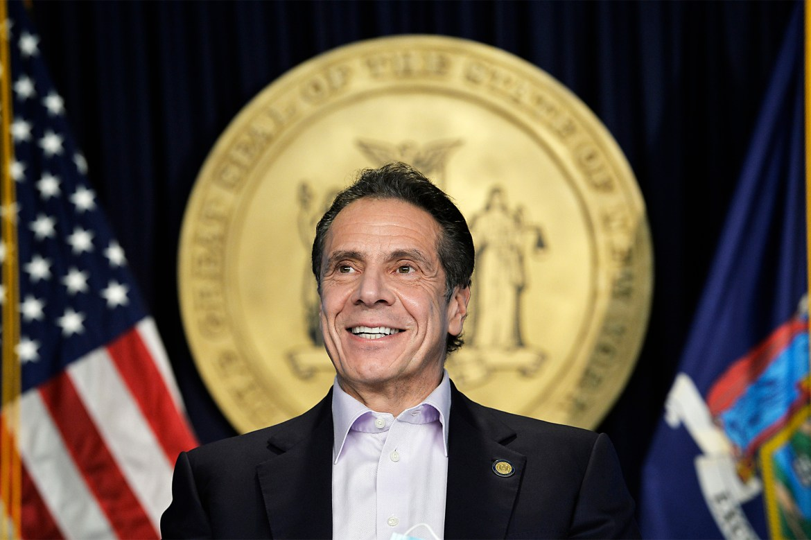 New York pulls ahead of Florida in COVID-19 vaccinations 1