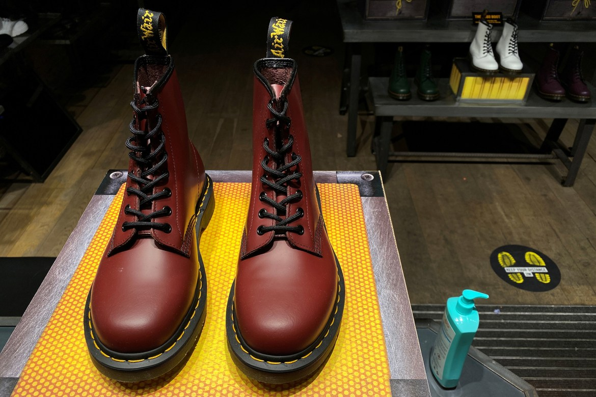 Dr. Martens is planning to file for IPO 1