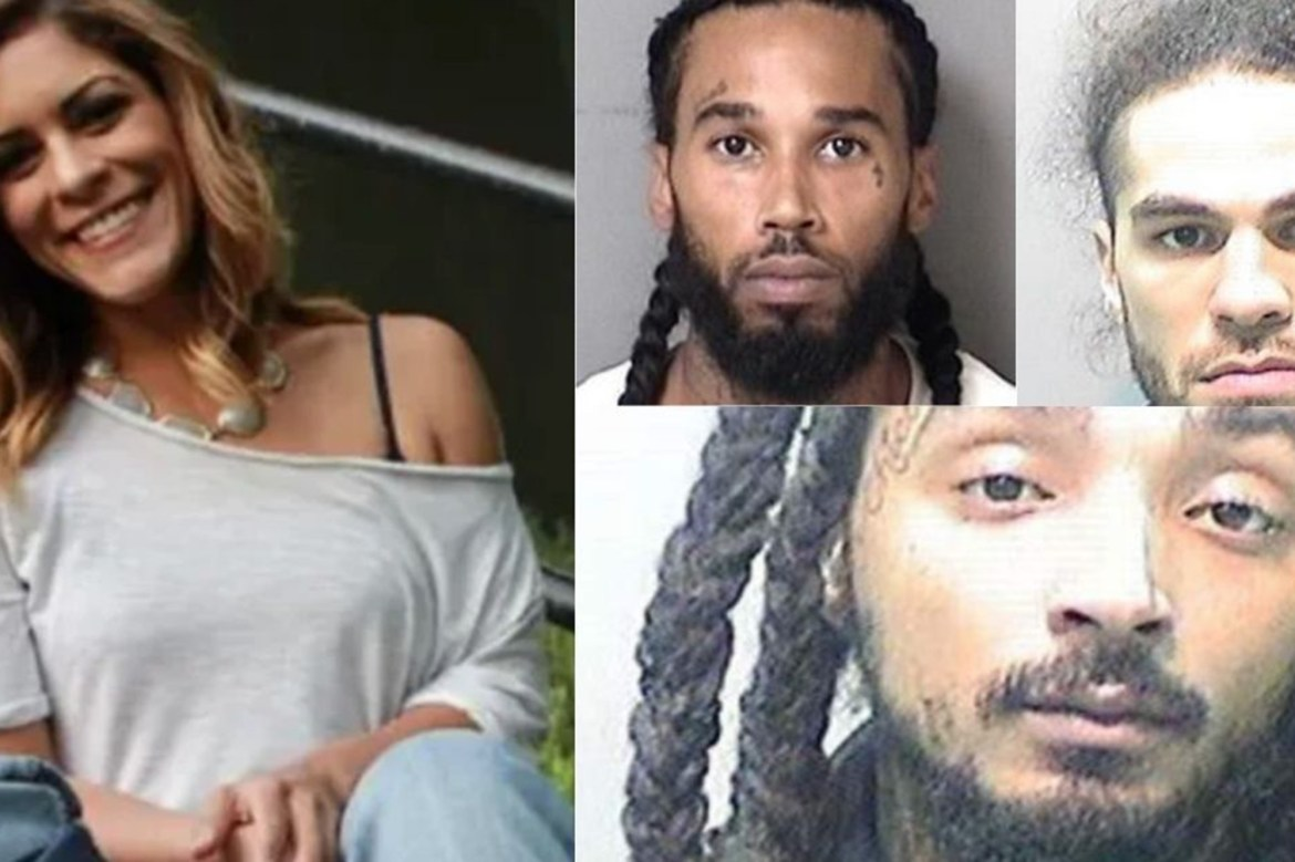 Third man charged in death of singer who was tied up with Christmas lights and shot 1