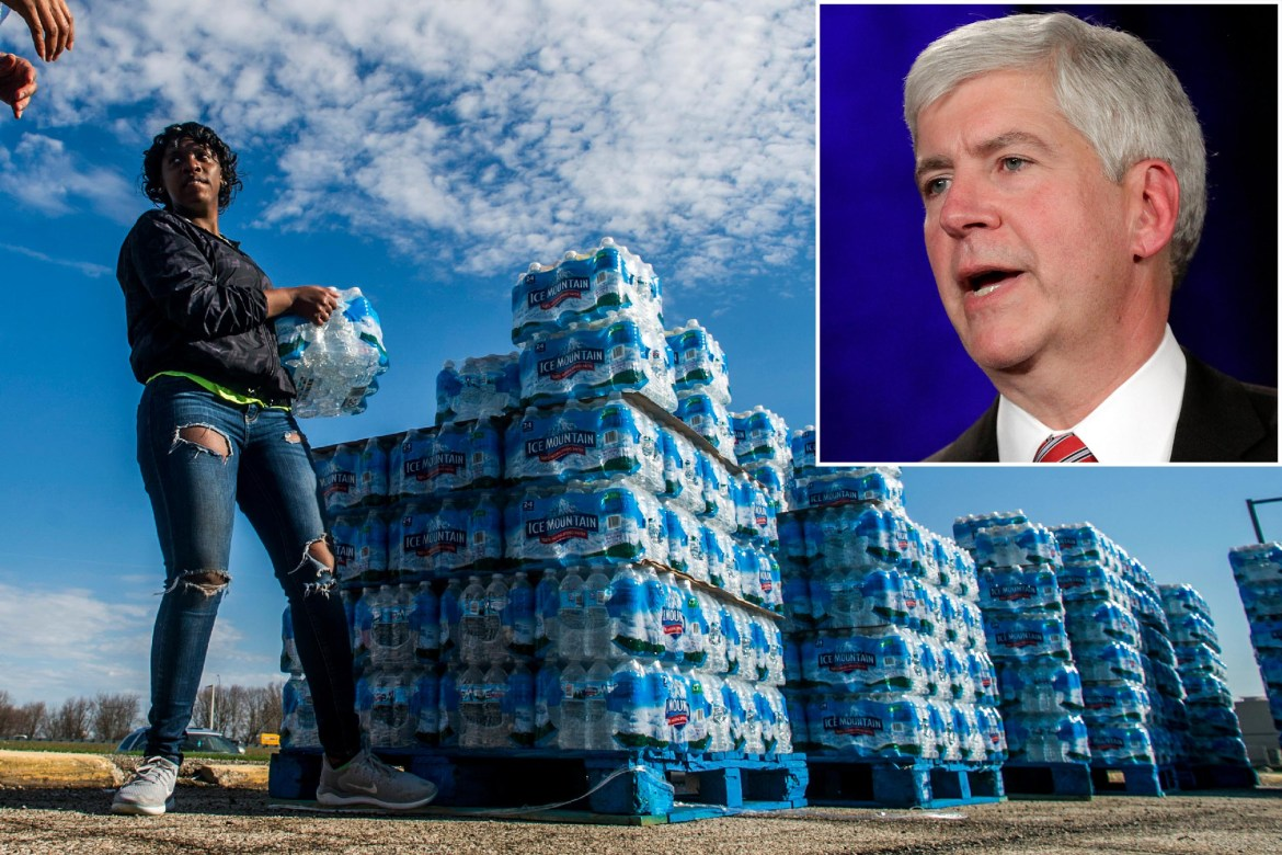 Ex-Michigan Gov. Rick Snyder to be charged in Flint tainted water scandal 1