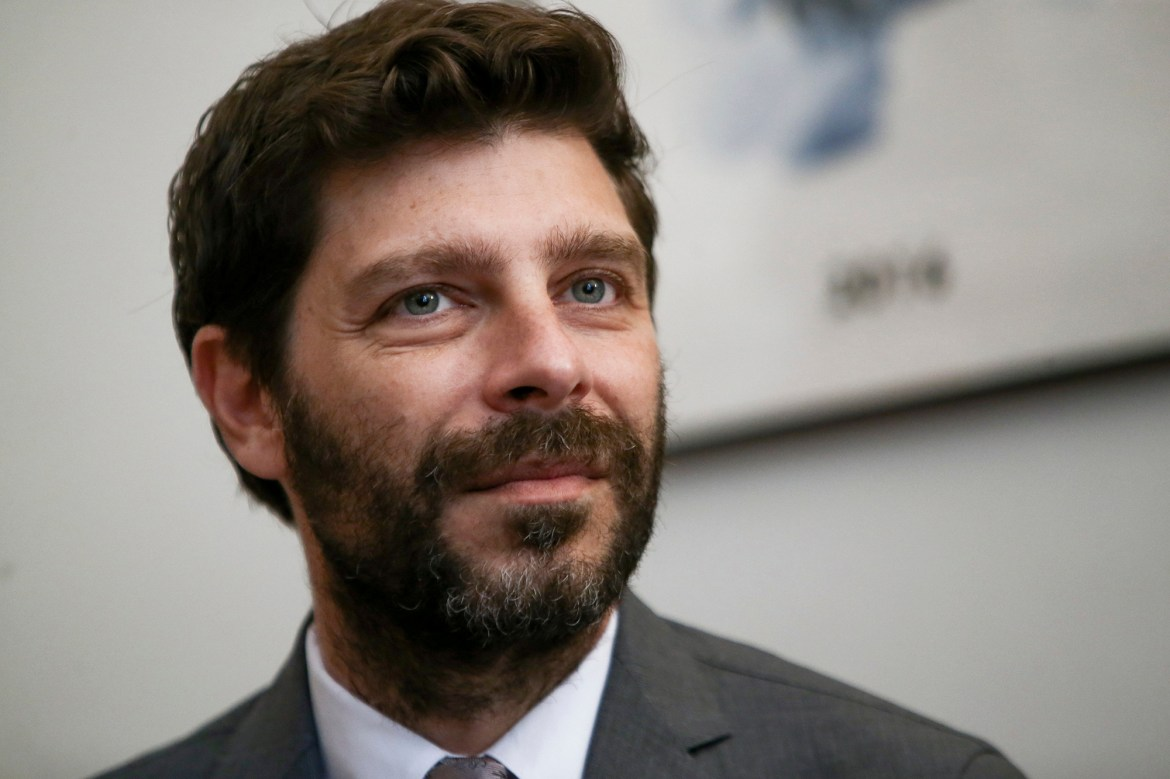 Greece names first openly gay minister 1
