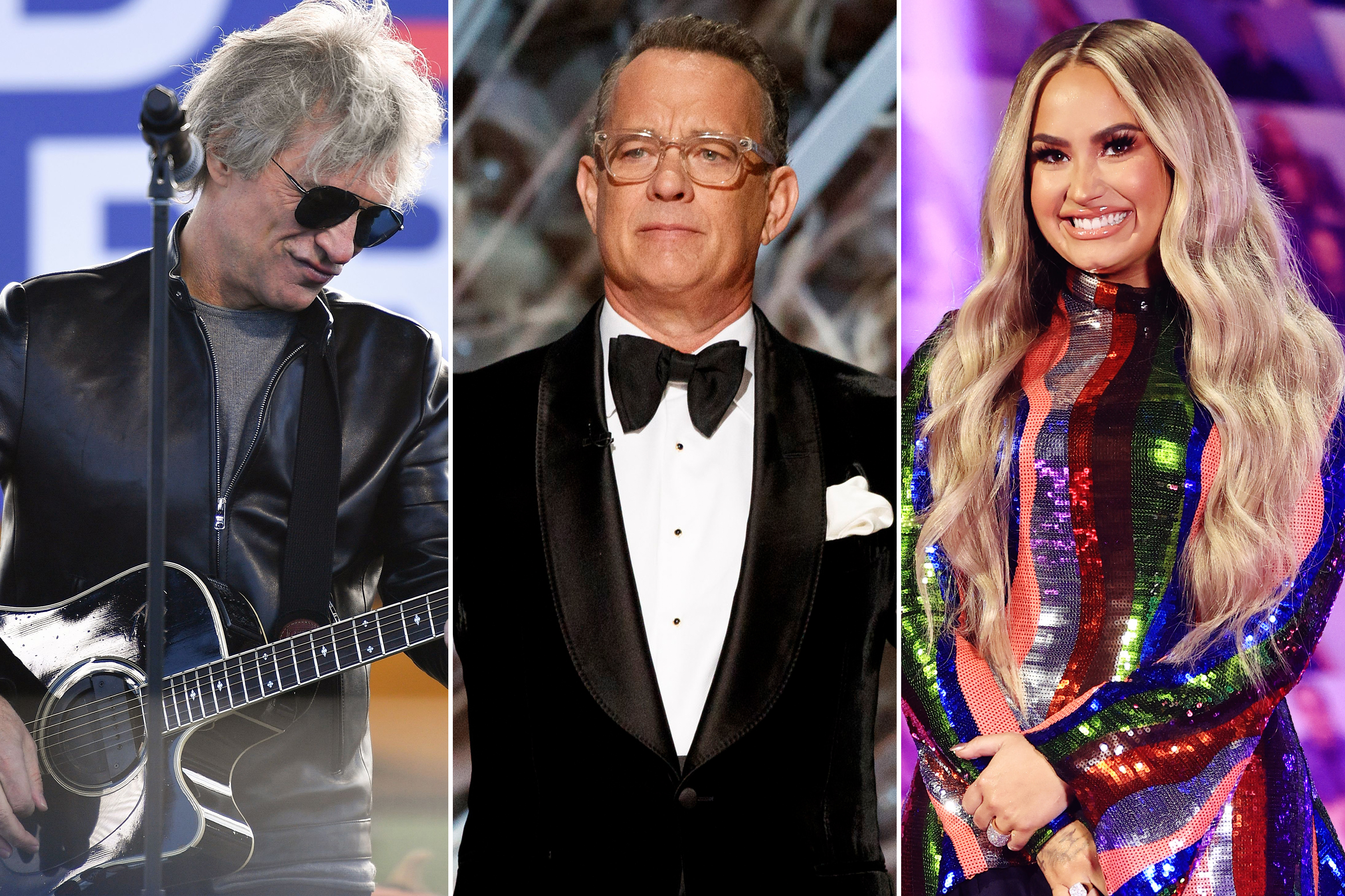 Tom Hanks to host inaugural special with Bon Jovi, Demi Lovato