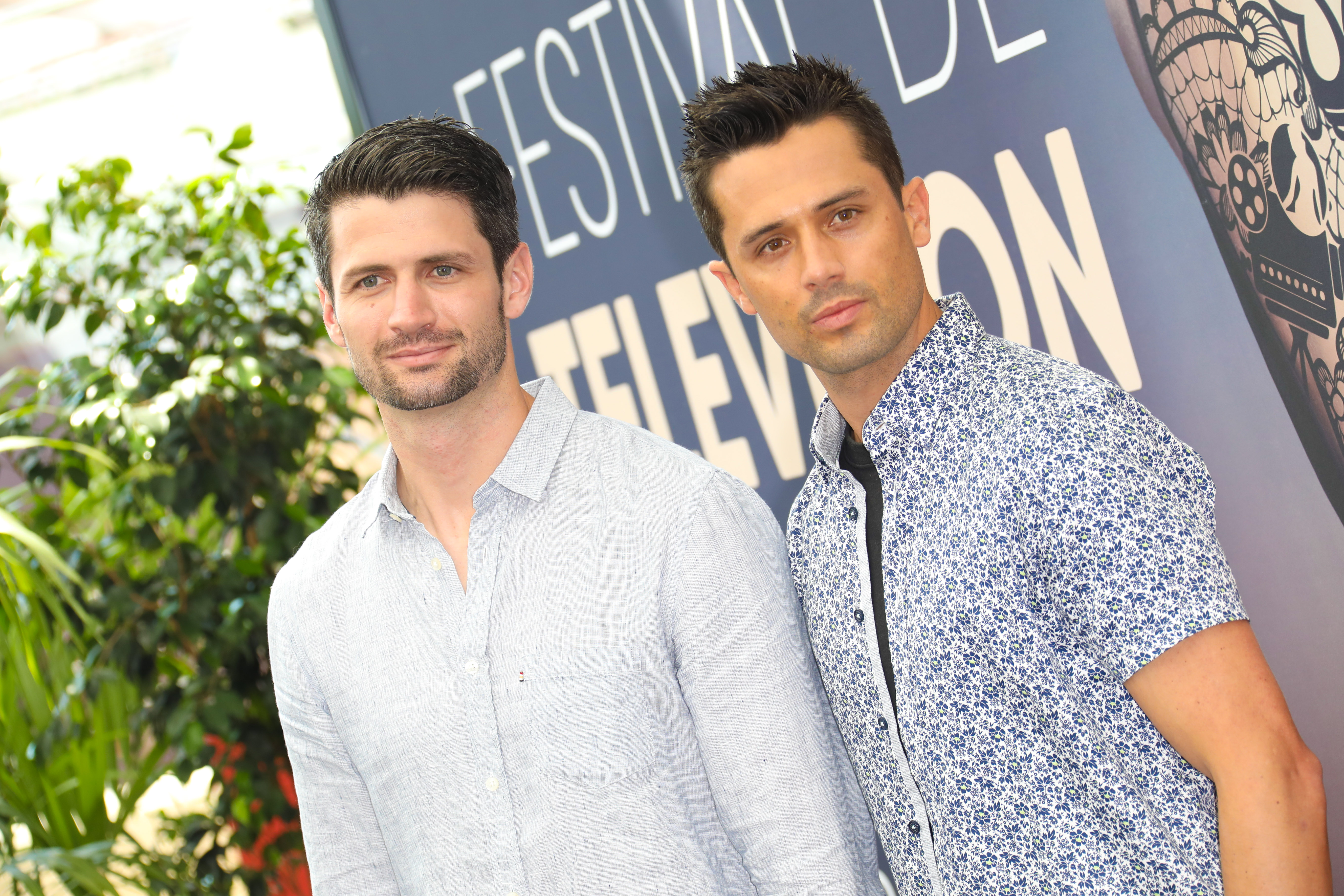 James Lafferty and Stephen Colletti collab on Hulu show
