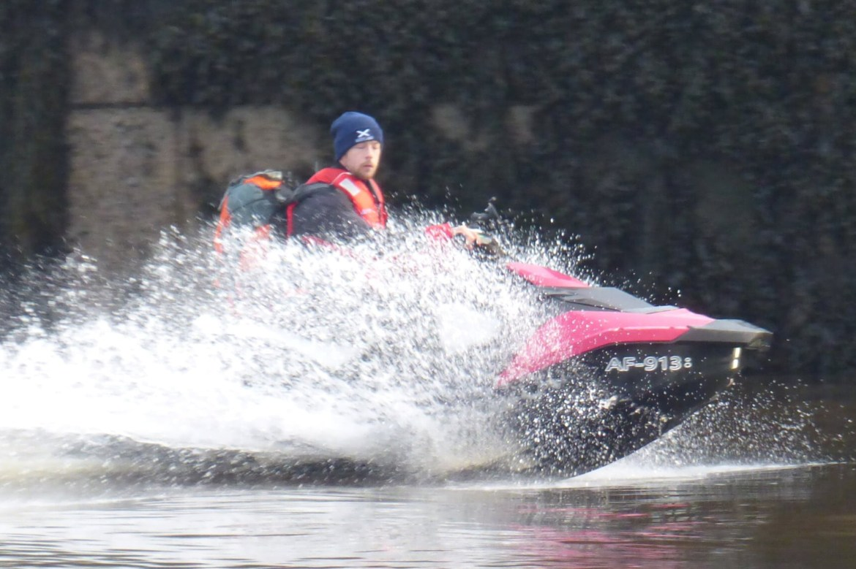 British jet ski Romeo felt like 'crappy James Bond' on ride across Irish Sea 1
