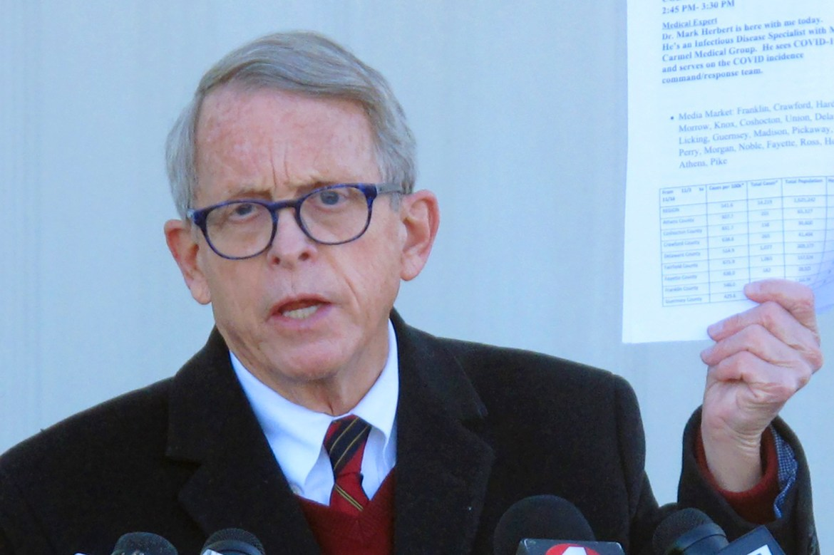 Ohio gov. signs bill requiring women to cremate or bury aborted fetus 1
