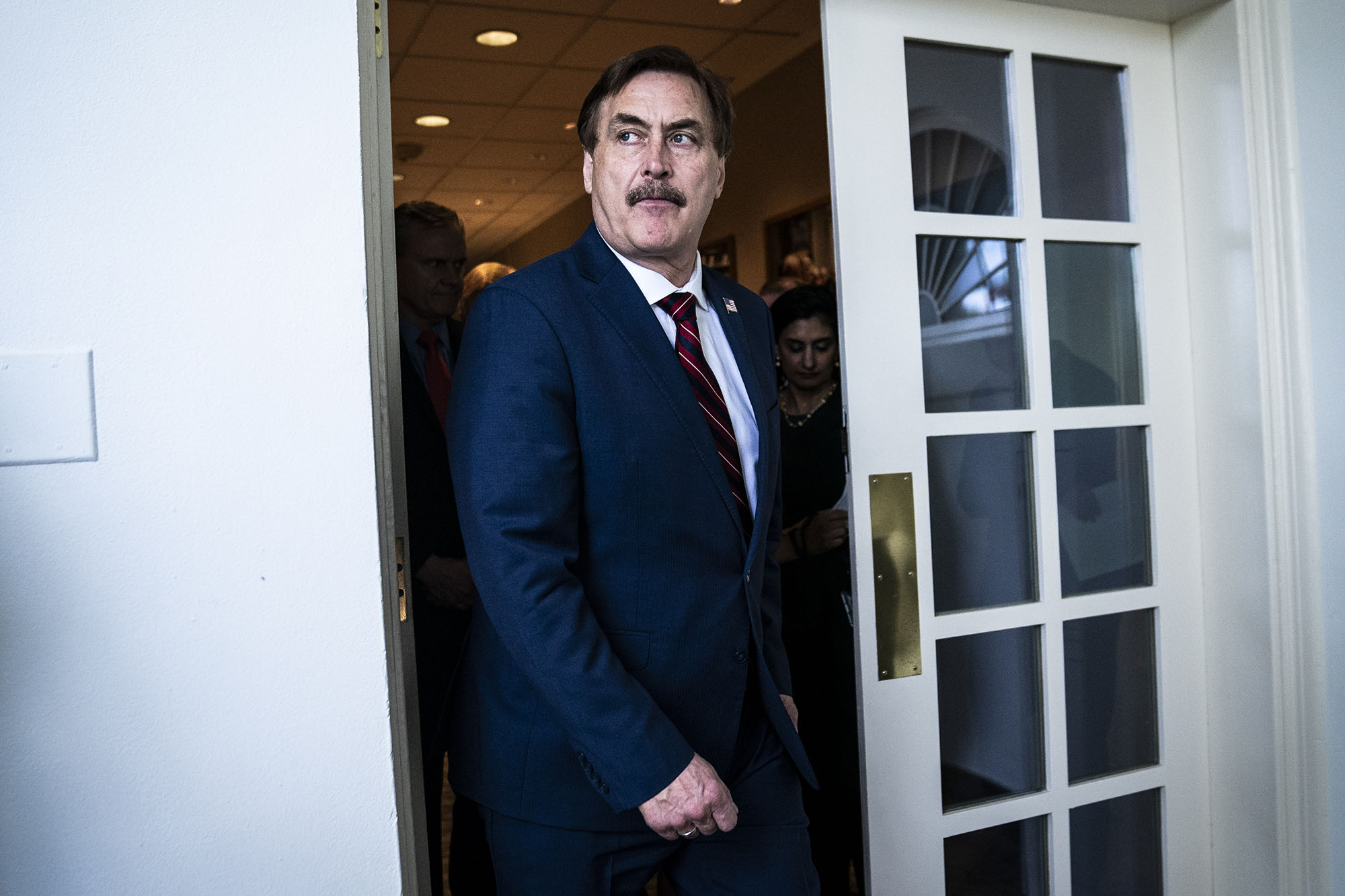 my pillow ceo mike lindell permanently