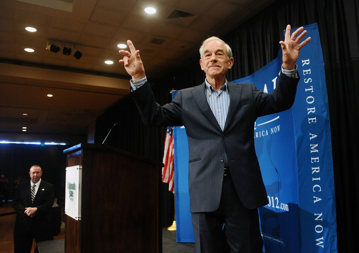 Facebook censors  libertarian Ron Paul amid Big Tech purge 1