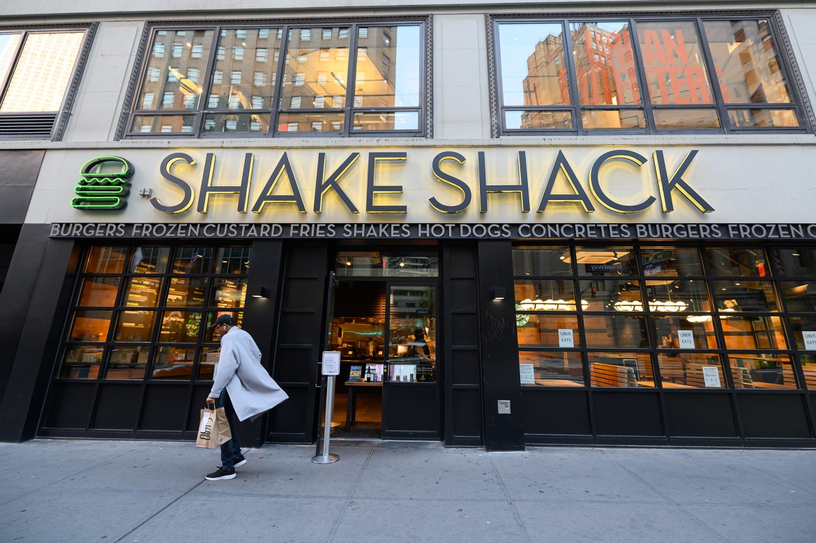Shake Shack says COVID-19 is hitting its NYC locations the hardest 1