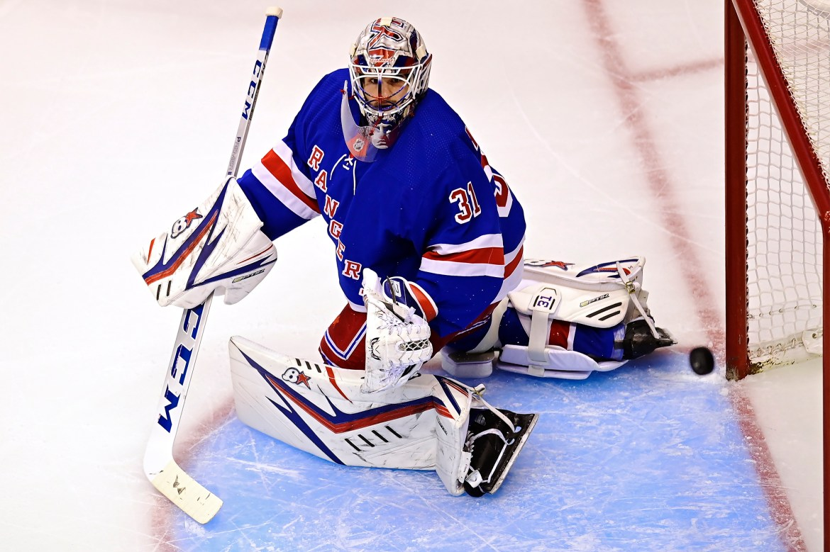 Igor Shesterkin ready to take his place in Rangers' goaltending lore 1
