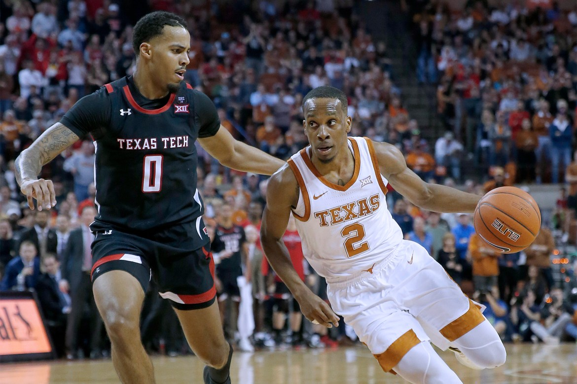 Texas vs. Texas Tech line, prediction: Take the underdog 1