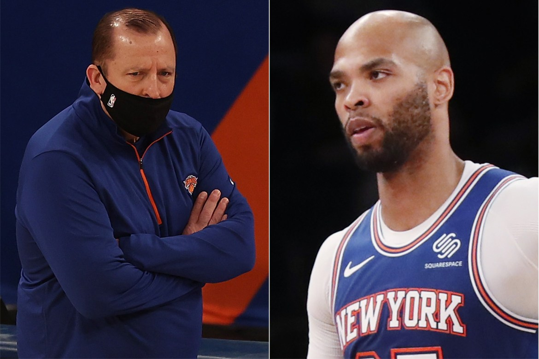 Knicks' Tom Thibodeau thrilled by return of 'invaluable' Taj Gibson 1