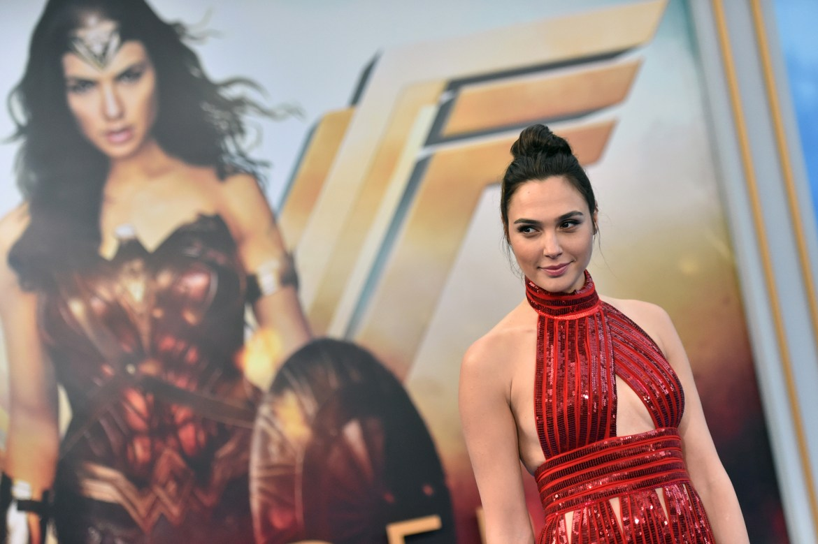 'Wonder Woman 1984' stays atop US box office as ticket sales slip 1
