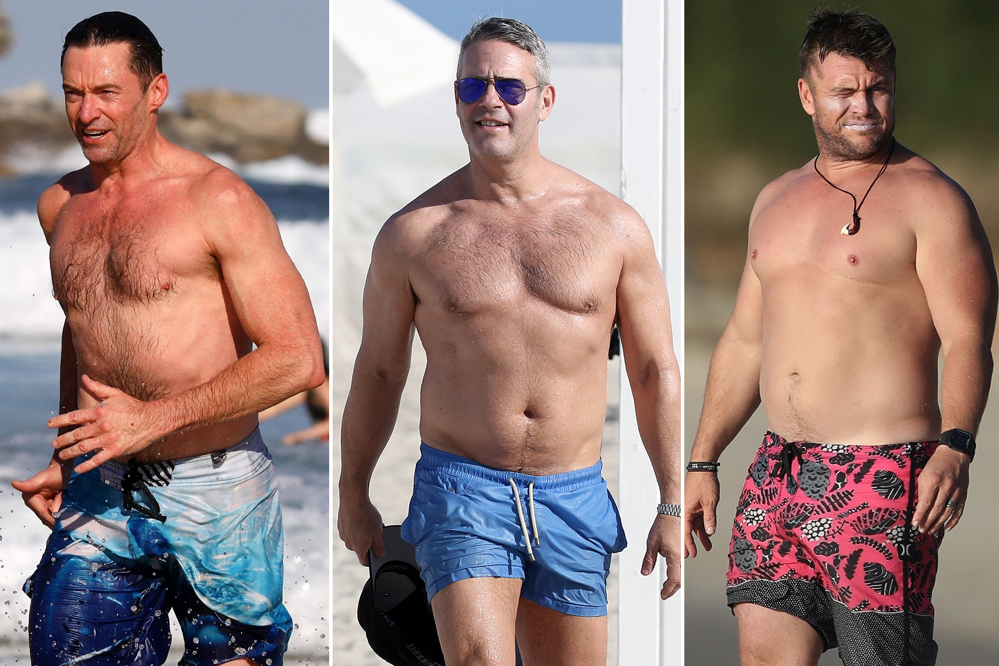 Bod sexy dad Hot Celebrity