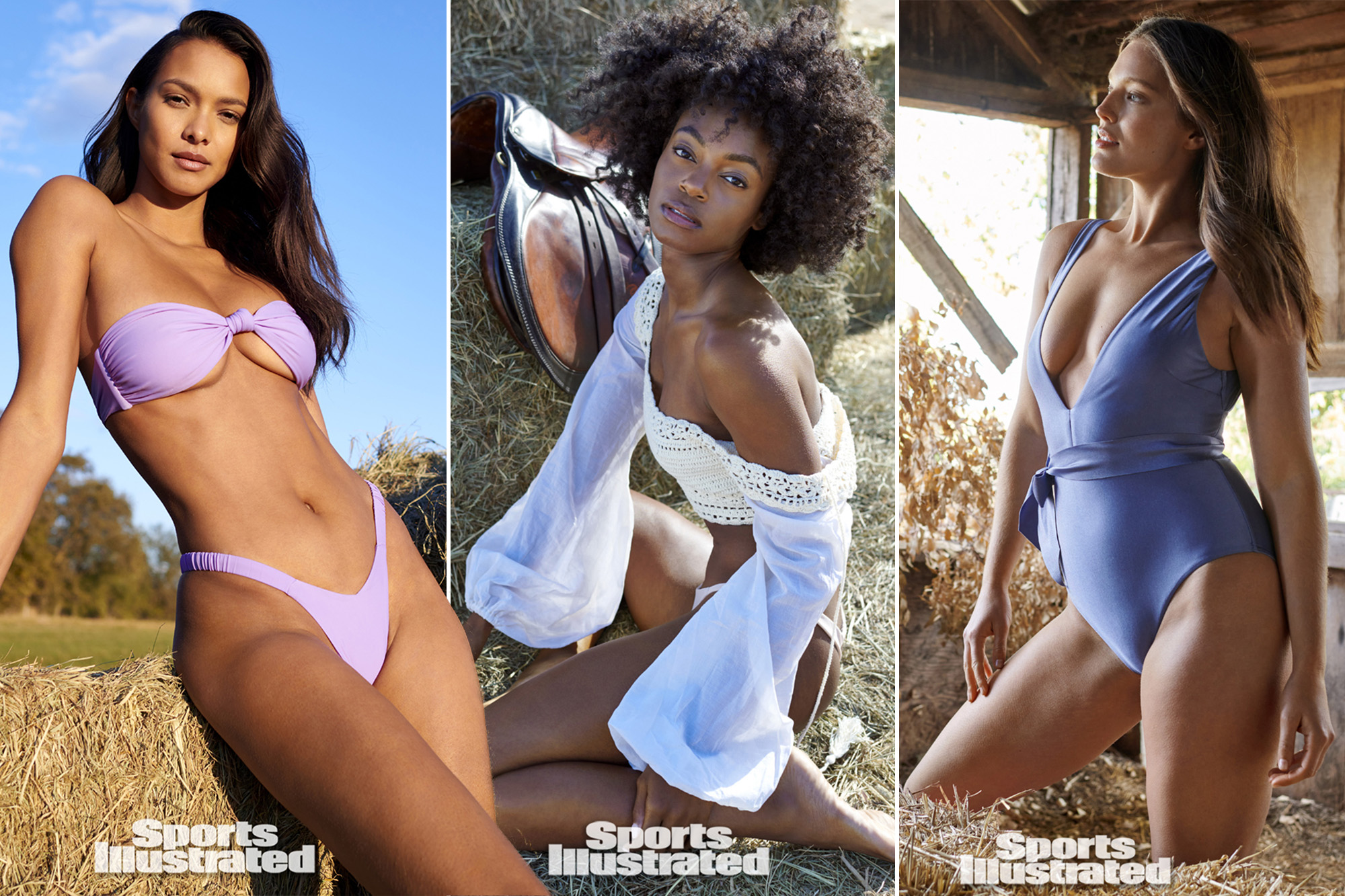 Sports Illustrated teases peek at 2021 swimsuit models