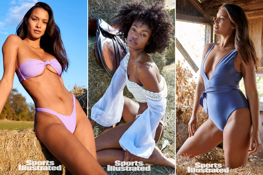 Sports Illustrated teases sexy peek at 2021 swimsuit models