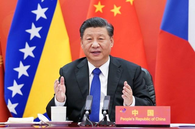 Xi Jinping calls US 'biggest threat' to China's security