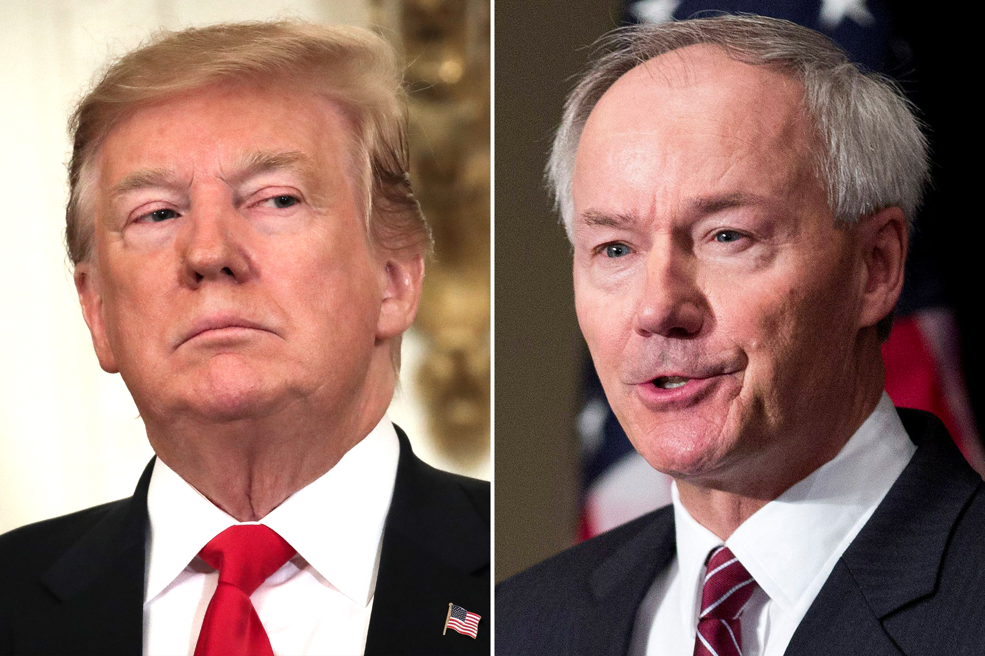 Trump Criticizes Arkansas Gov. Asa Hutchinson for Vetoing Bill That Bans Gender Reassignment Surgery or Medical Treatment for Minors