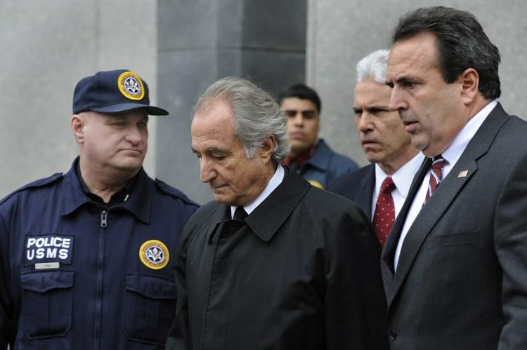 'Can't say I'm shedding a tear': Bernie Madoff's victims ...
