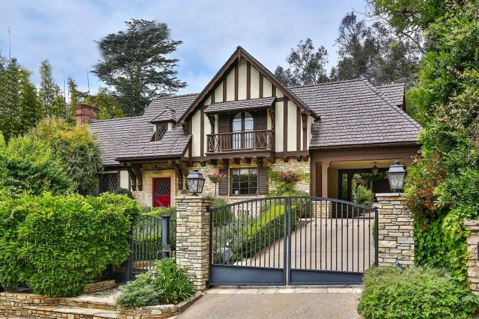 Rihanna's Beverly Hills home