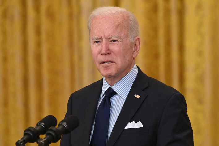 The Biden administration announced it will set aside $12.7 billion for New York in COVID-19 relief funds.