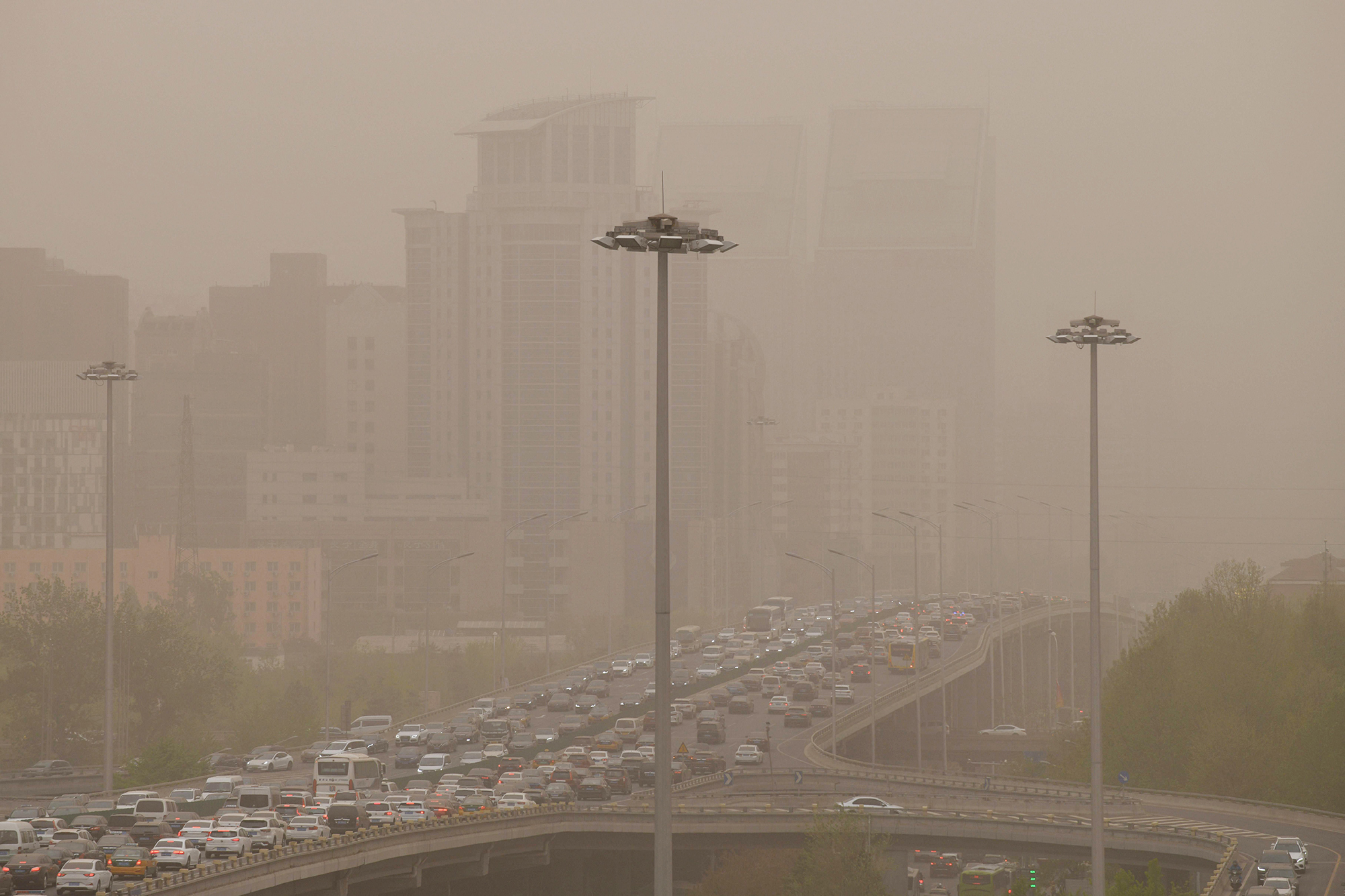 China's greenhouse gas emissions exceed rest of developed world...