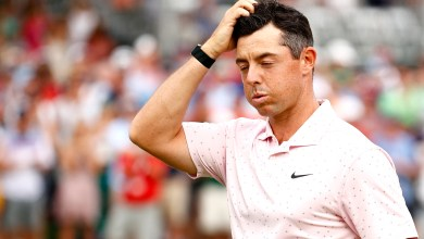 Rory McIlroy nearly withdrew from Wells Fargo before breaking drought