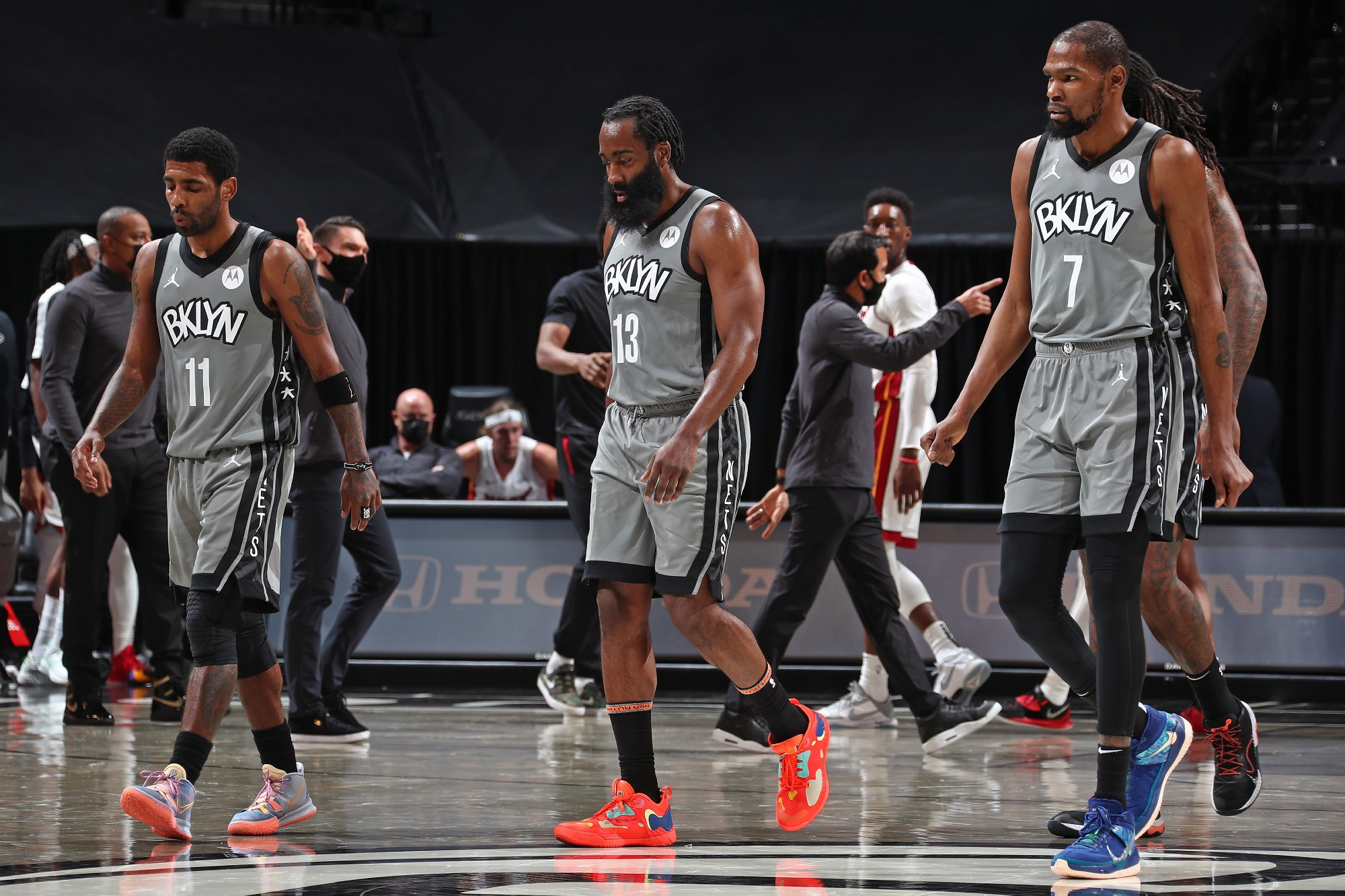 Nets' Big 3 can alter franchise's tortured history