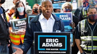 After more violence, New York faces a big choice in mayoral race