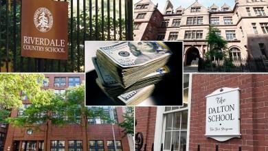 New York City's posh private school heads earn huge salaries
