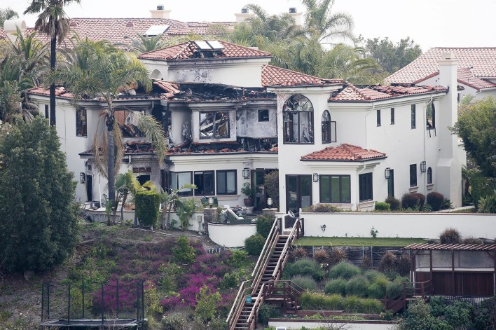 *EXCLUSIVE* Camille Grammer's Malibu home is all finished 2 years after it was destroyed in the Woolsey Fire