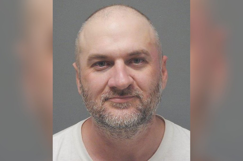 Man says God told him to go to jail, where he's arrested for meth