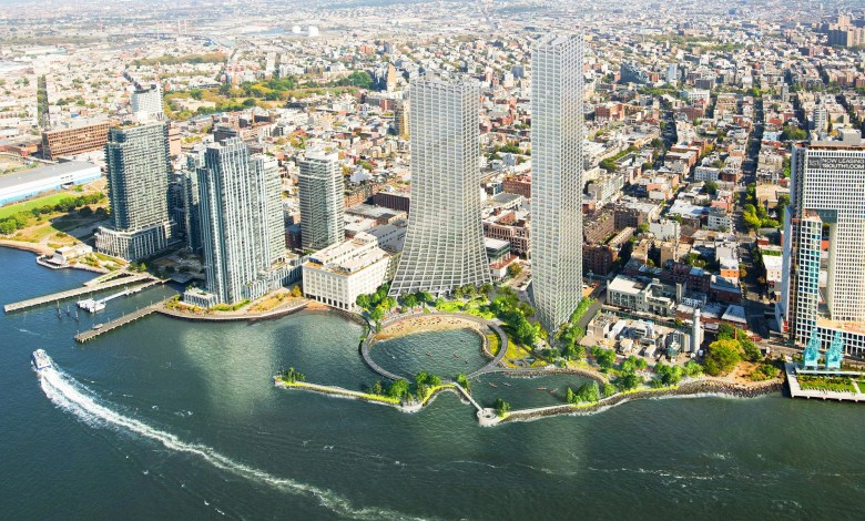 NYC's waterfront is about to get a multi-billion dollar facelift