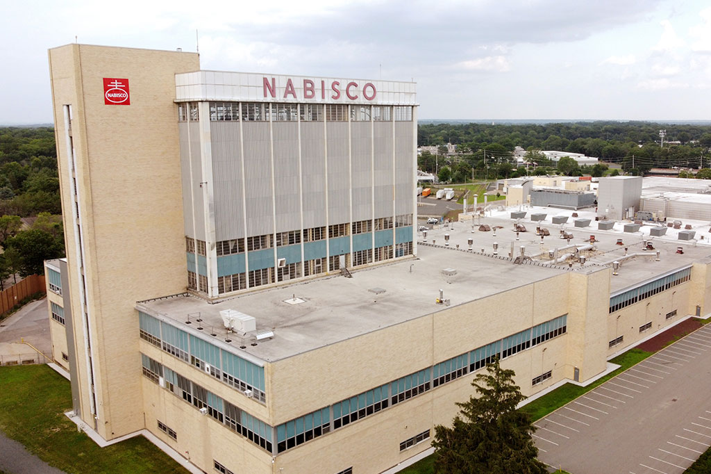 The Nabisco factory in Fair Lawn, NJ, closed on July 16, 2021, after 63 years.