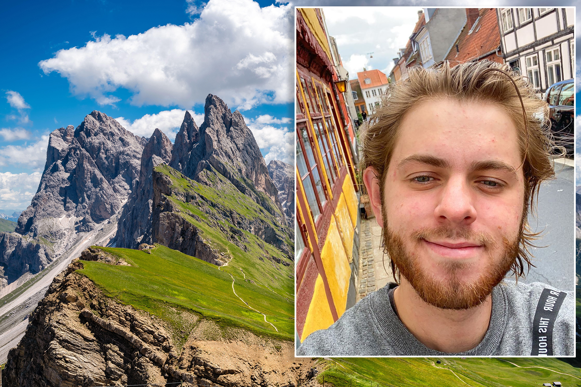 22-Year-Old YouTuber Albert Dyrlund Dies After Falling Over 600 Feet from Italian Mountain While Filming Video