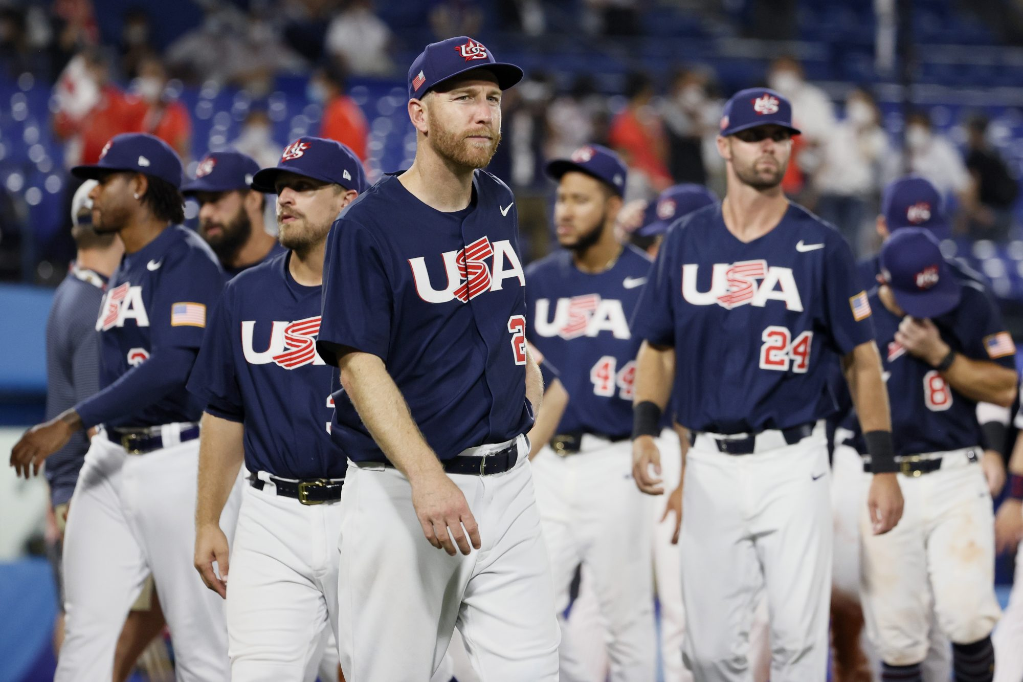 US baseball loses heartbreaker to Japan in Olympics final - 247 News Around  The World