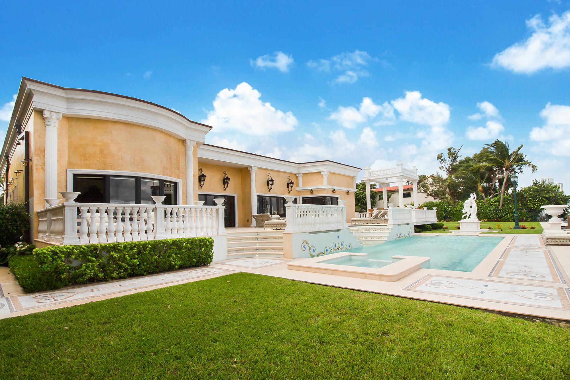 Lorenzo Carmellini Designed Miami Mansion Sells For 13m
